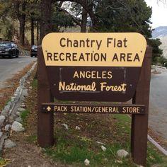 5. Chantry Flats Recreation Area -- Sierra Madre