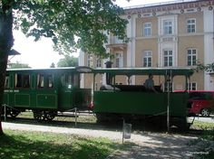 Chiemsee Railway in Prien, Germany