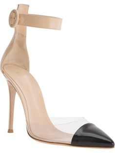 GIANVITO ROSSI ankle strap sandal
