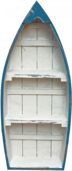 "Amish Lake Placid 72"" Boat Bookcase 