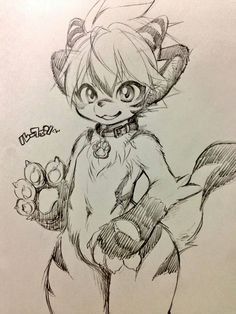 Filhotinho cadê suas roupas? Creature Drawings, Animal Drawings, Cool Drawings, Furry Drawing, Manga Drawing, Character Design References, Character Art, Furry Girls, Anime Furry