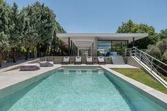 Villa, Vacation, Contemporary, Outdoor Decor, Home Decor, Vacations, Decoration Home, Room Decor, Villas