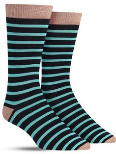 cool stripe bamboo socks for men by socksmith Bamboo Socks, Novelty Socks, Dress Socks, Clever Design, Cool Socks, Retail Therapy, Stylish Dresses, Color Patterns, Sailor