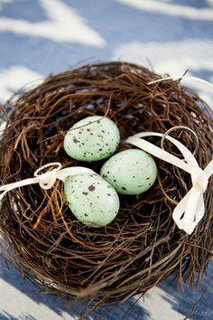 ring bearer nest #wedding