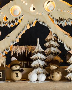 1000 Images About Christmas Home Decor On Pinterest