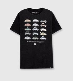 Volkswagen Beetle T-Shirt by Pull&Bear