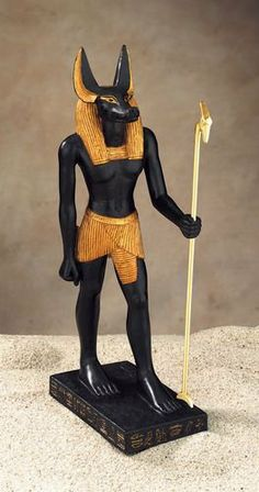 16 Best Anubis statue images in 2015 | Egyptian art, Gods