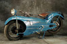 Historic bikes