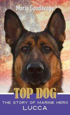 Top Dog: The Story of Marine Hero Lucca- has to be top dog w/ a name like Lucca!!