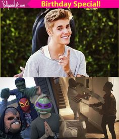 Justin Bieber Birthday special: 5 OUTRAGEOUSLY goofy pictures of...: Justin Bieber Birthday special: 5 OUTRAGEOUSLY goofy… #JustinBieber