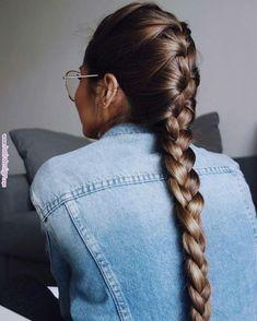 My dream hair :( – Hair styles Trending Hairstyles, Pretty Hairstyles, Braided Hairstyles, Braids Blonde, Curly Hair Styles, Natural Hair Styles, Long Natural Hair, Pinterest Hair, Dream Hair