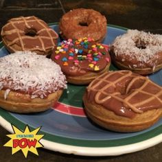Protein Donuts - a Guest Post by Jon Stephenson