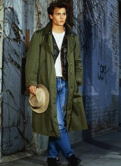 Style Icon: Johnny Depp Lookbook - Style Vanity