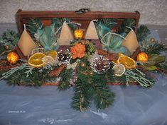 Adventi doboz átvehető Bp XXIII. kerületében Advent, Christmas Wreaths, Holiday Decor, Fall, Home Decor, Autumn, Decoration Home, Fall Season, Room Decor