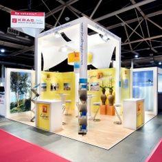 Standbouw Cyprus Vakantiebeurs 2011 Eldee Expo Designers