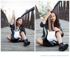 Tanisha: Edgy Chic | Atlanta Senior Photographer » Kimberly Murray Photography