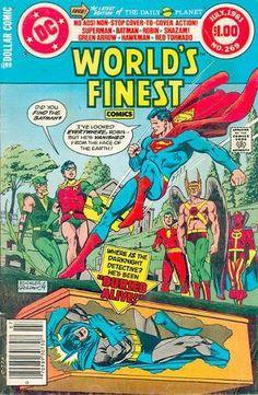World's Finest #269 (1981)