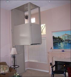 Home Elevators Cost elevator in home? maybe it will keep me from falling down the