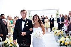 Denise + Jonathan / Sandestin Wedding / Diva Productions/ GwyneMark Photography