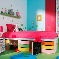 Cool bed base