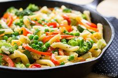 Recipe: Light and Easy Pasta Primavera | Skinny Mom | Where Moms Get the Skinny on Healthy Living