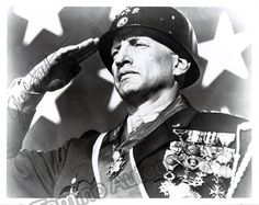 Scott, George C. - Signed Photo as General George Patton – Tamino Autographs