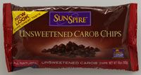Great chocolate alternative that you can use in baking tasty treats like chocolate chip cookies.