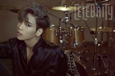 Shinee Jonghyun The Celebrity February 2015 Look 1