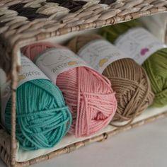 NobleKnits Yarn Shop  - Ewe Ewe Yarns Wooly Worsted Washable Yarn in pretty pastels, $9.00 (http://www.nobleknits.com/ewe-ewe-yarns-wooly-worsted-washable-yarn/)