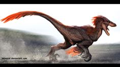 Here is why dinosaurs with feathers were f**king scary