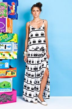 Coconuts, Summer Dresses, Skirts, Collection, Fashion, Summer Sundresses, Moda, Fashion Styles, Fashion Illustrations