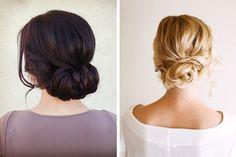 Ideas de peinados para las damas de la boda #bodas #elblogdemaríajosé #peinados…