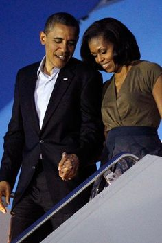 President Barack Obama and first lady Michelle Obama arrive for An Evening of Poetry,.