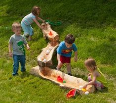Majestic 17 Excellent Ideas On Kids Natural Playscapes https://mybabydoo.com/2018/02/07/kids-natural-playscapes/ When it comes to kids, you need to always remember to facilitate them to have the best activities, for example by building some natural playscapes n your backyard.