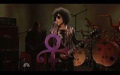 Prince on SNL 2014