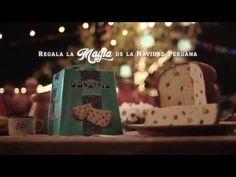 Panetón D'Onofrio - Regala la magia de la Navidad Peruana 2014 #RegalaLaMagia - YouTube