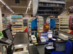 Noul #supermarket Mega Image deschis recent în Complexul Comercial Galleria din Buzău a ales soluțiile noastre: #software #SmartCash RMS.  Organizarea magazinului permite atât recepțiile de la furnizori (terți), cât și retururile de marfă. Vreți să aflați ce aplicații și echipamente de #retail folosește? Click să vedeți schița completă de dotare a magazinului! 🛒