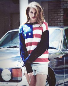 Le.Minimalist: FOURTH OF JULY CHIC: LANA DEL REY // GET THE LOOK
