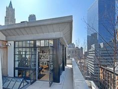 same penthouse in TriBeCa - amazing