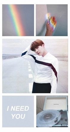 BTS / Hoseok / Wallpaper
