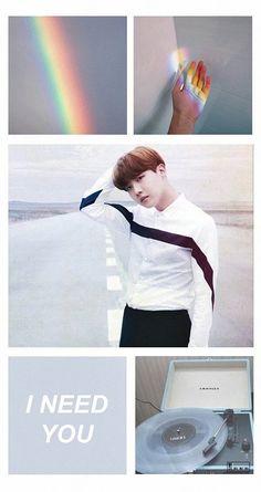 BTS / Hoseok / Wallpaper