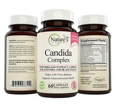 Candida Cleanse & Detox Support