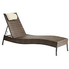 I love lounge chairs, hubby thinks they're too low to the ground for thick people, but they're so comfy!