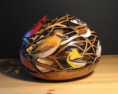 Gourd Artist. Posted by Vikrant Craft Business Ideas  ...betadaily.com
