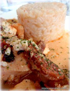 Entra en mi Cocina: Pollo a la italiana / poulet a l'italienne