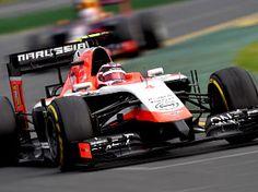 Marussia-Ferrari  F1 Team