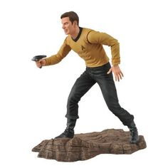 Diamond Select Star Trek Series 1 Captain Kirk Action Figure