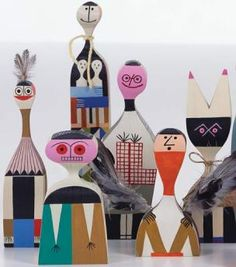 alexander girard - these are the people in your neighborhood