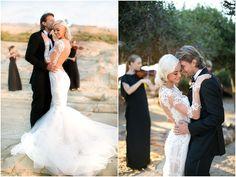 Galia Lahav Bride Roos wearing the Tullia gown | [Brides] Galia ...
