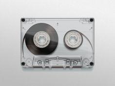 Cassette #photoshop #retro